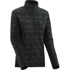 Kari Traa Flette Fleece Jacket Women Black